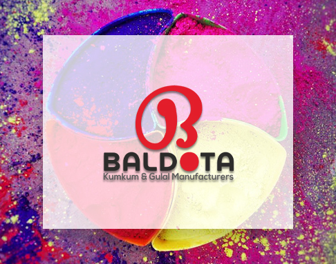 Logo Designed for Baldota Pune