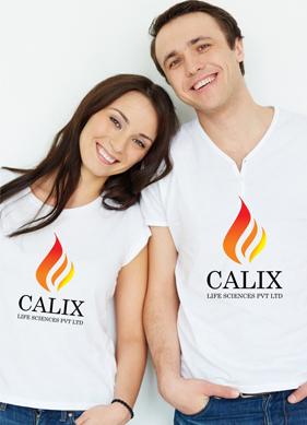 Calix T-shirt Design by WDSOFT