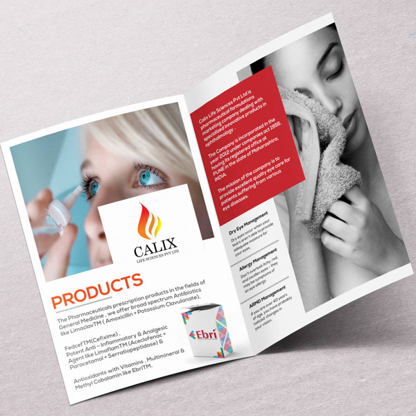 Calix Life Sciences Brochure