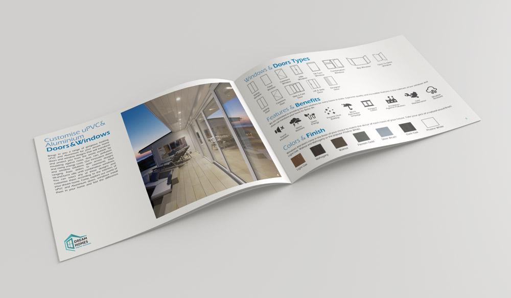Dream Homes Interior Solutions Brochure