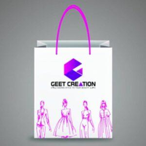 Geet Creation Packaging Design