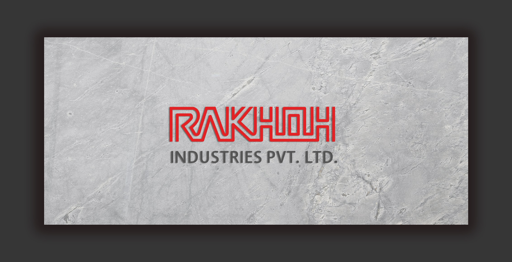 Logo Designed for Rakhoh Industries Pune