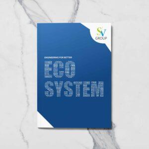 SV Group Brochure Design