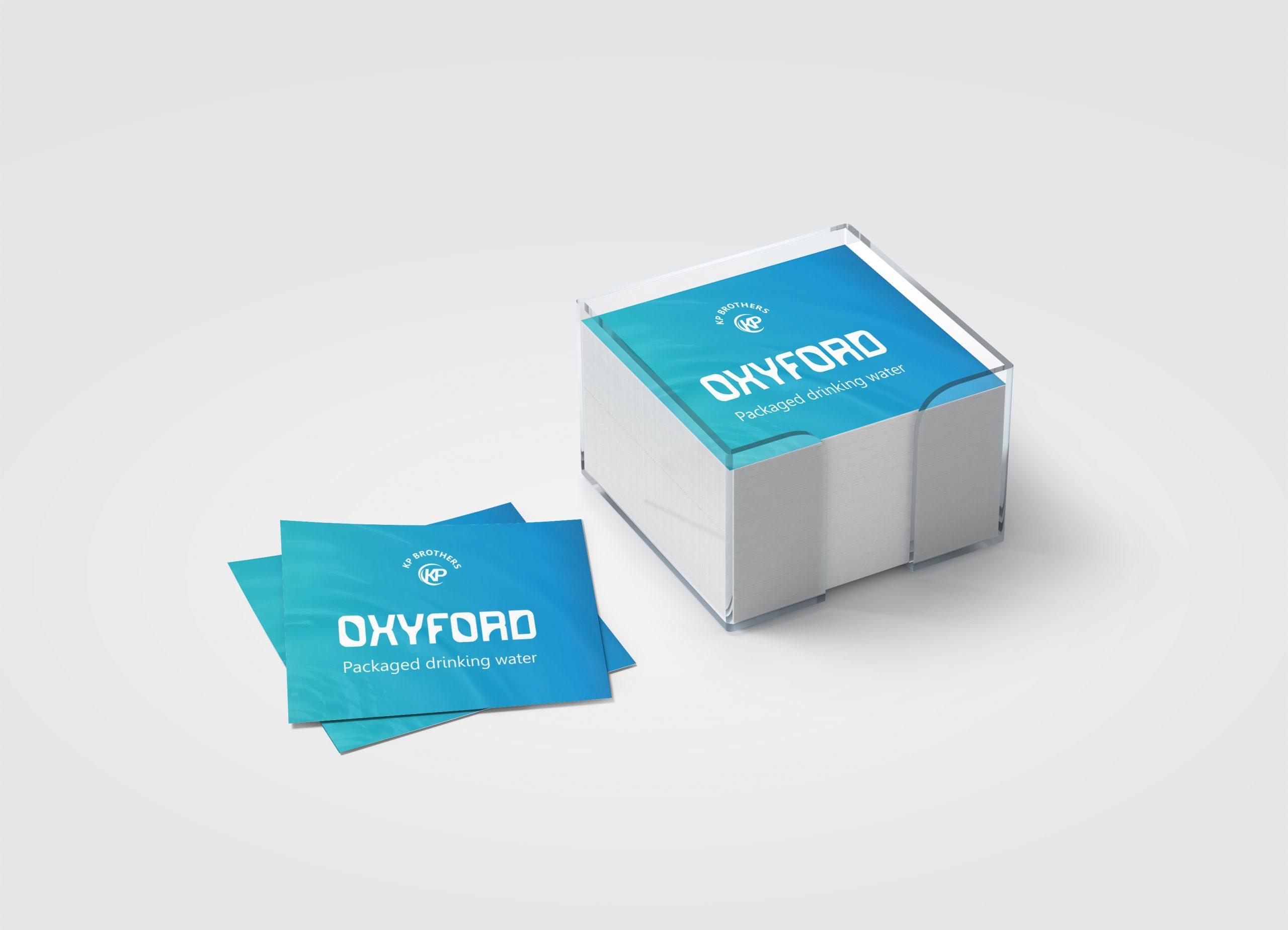 Oxyford Logo Design by WDSOFT