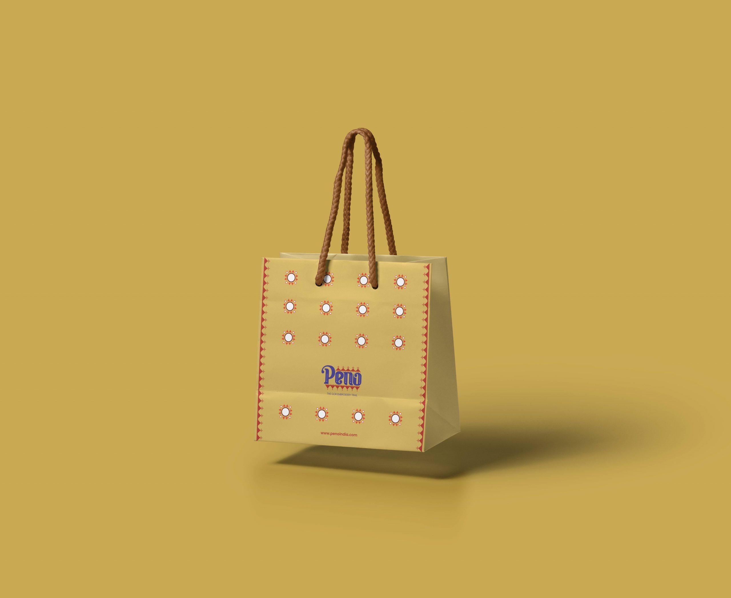 Peno Shopping Bag Design by WDSOFT